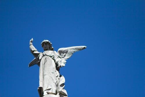 Fotos de stock gratuitas de ángel, buenos aires, cementerio, cielo
