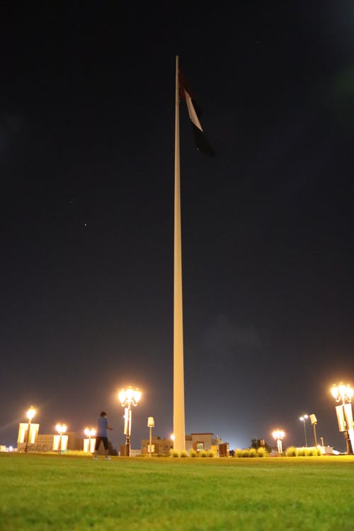 Free stock photo of country, flag, uae