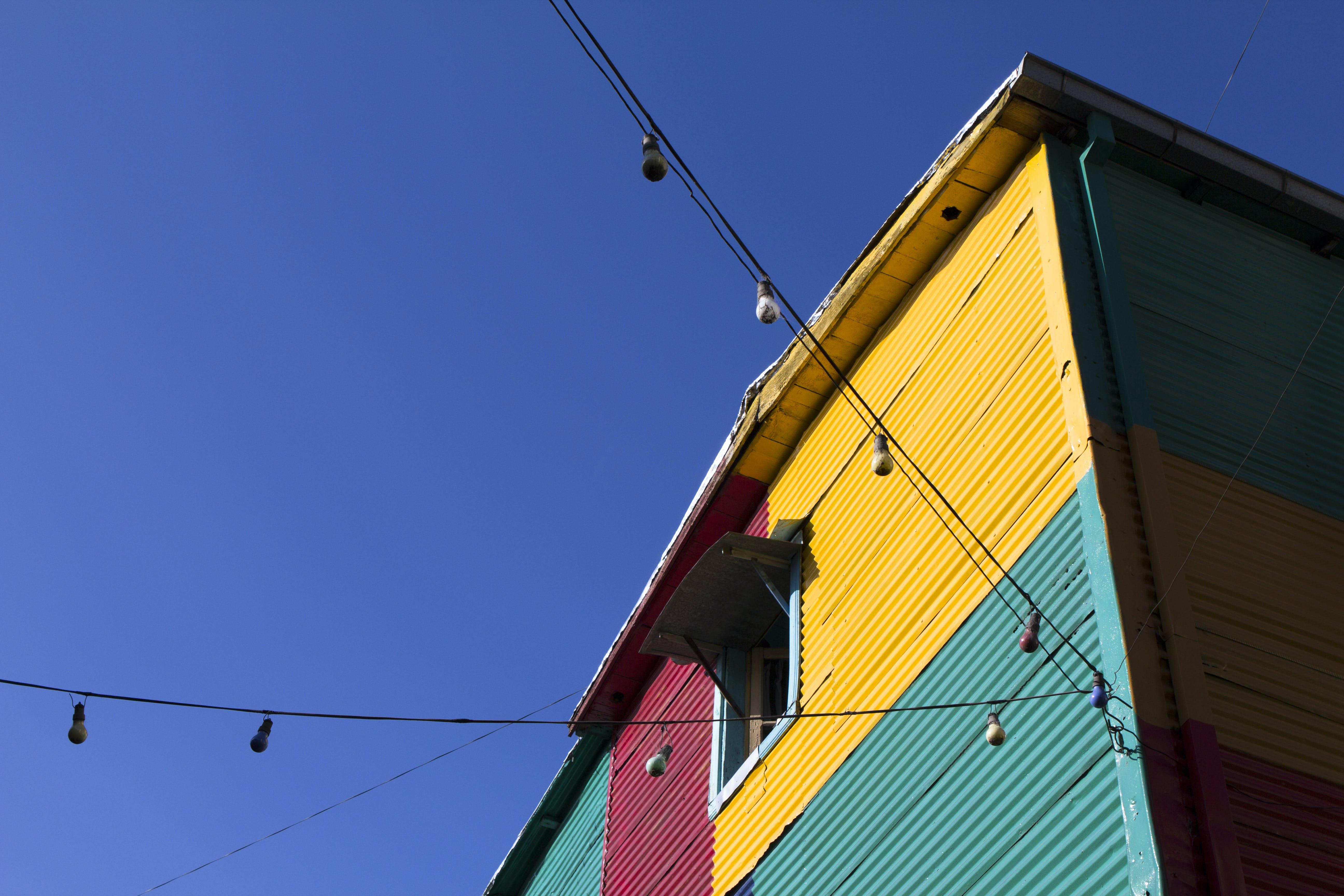 Základová fotografie zdarma na téma Argentina, barvy, caminito, léto