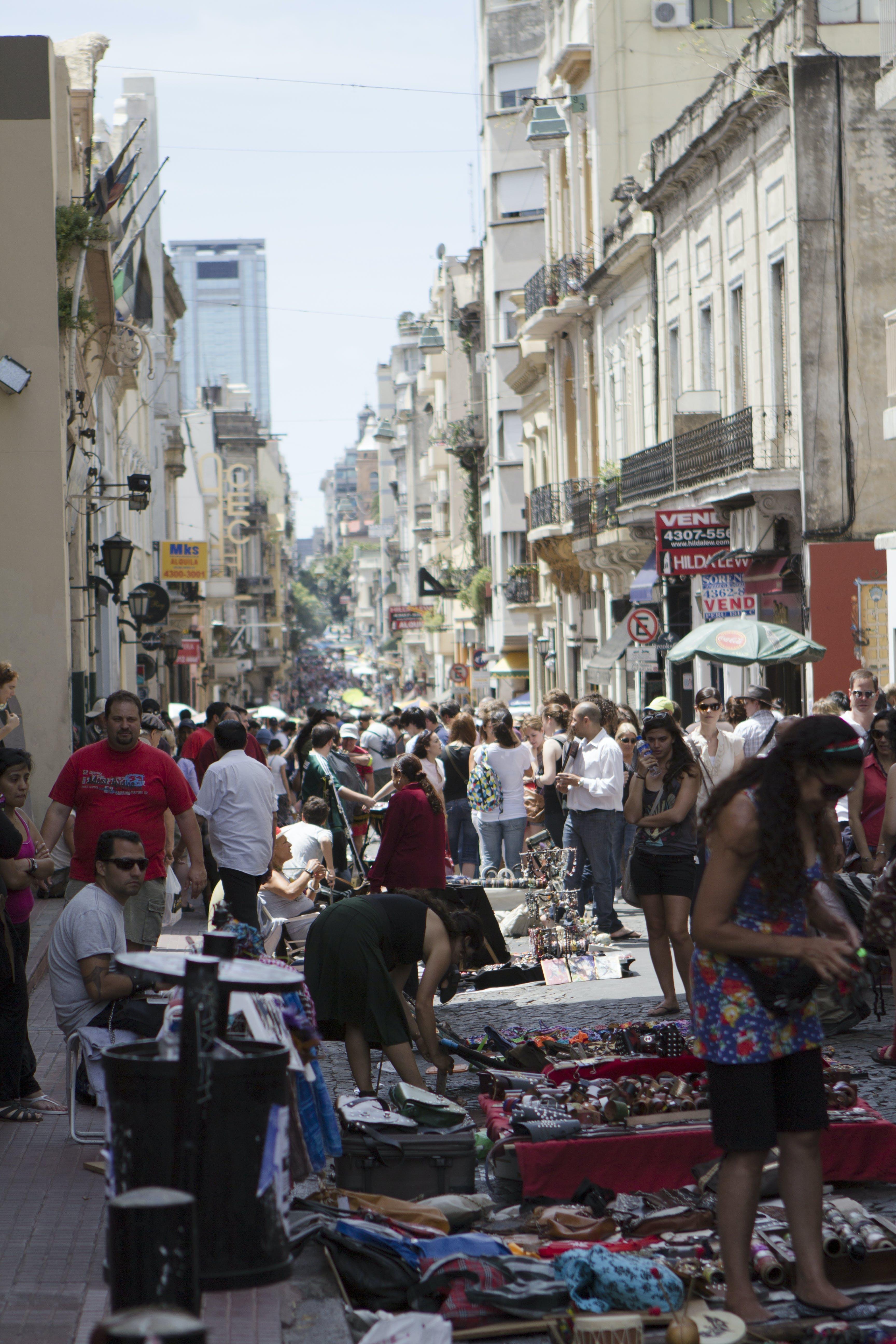 Kostenloses Stock Foto zu argentinien, buenos aires, markt, san telmo