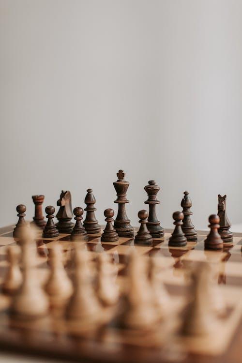 Foto stok gratis bidak, bidak catur, catur