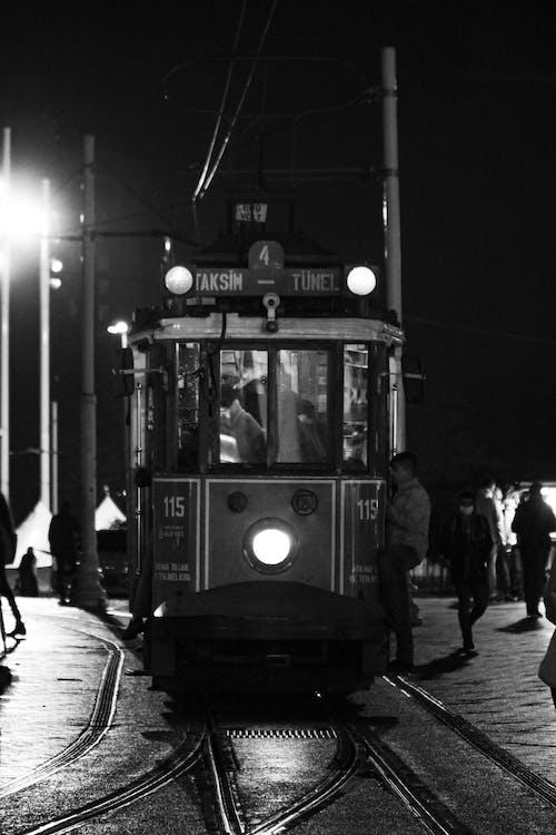Бесплатное стоковое фото с железнодорожная станция, исторический, остановка поезда