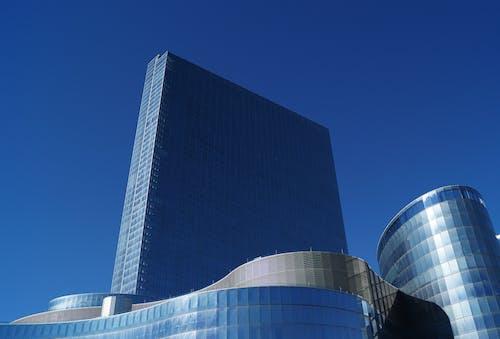 Foto d'estoc gratuïta de arquitectura, edifici, edifici alt, foto amb angle baix