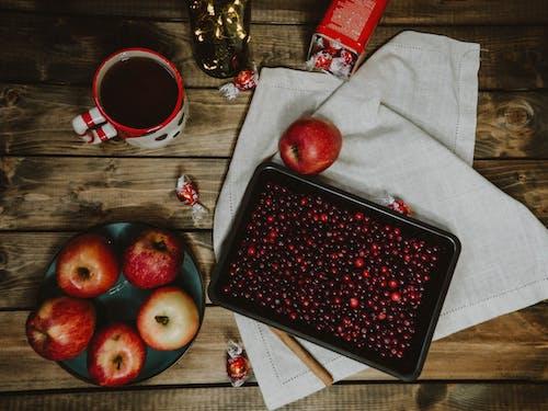 Бесплатное стоковое фото с apple, атмосфера, бумага