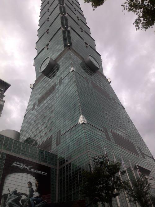 Imagine de stoc gratuită din taipei 101, turnuri