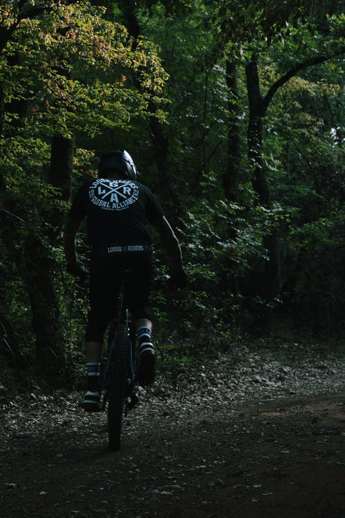 Free stock photo of bike, biker, gral