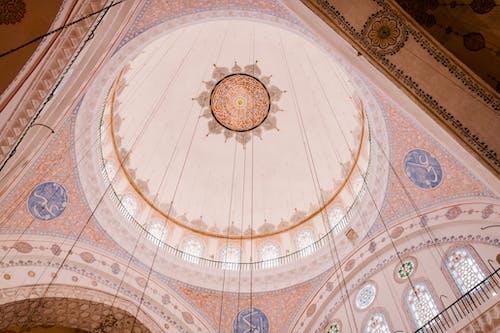 Ingyenes stockfotó alacsony szög, alulról, arab, belső témában