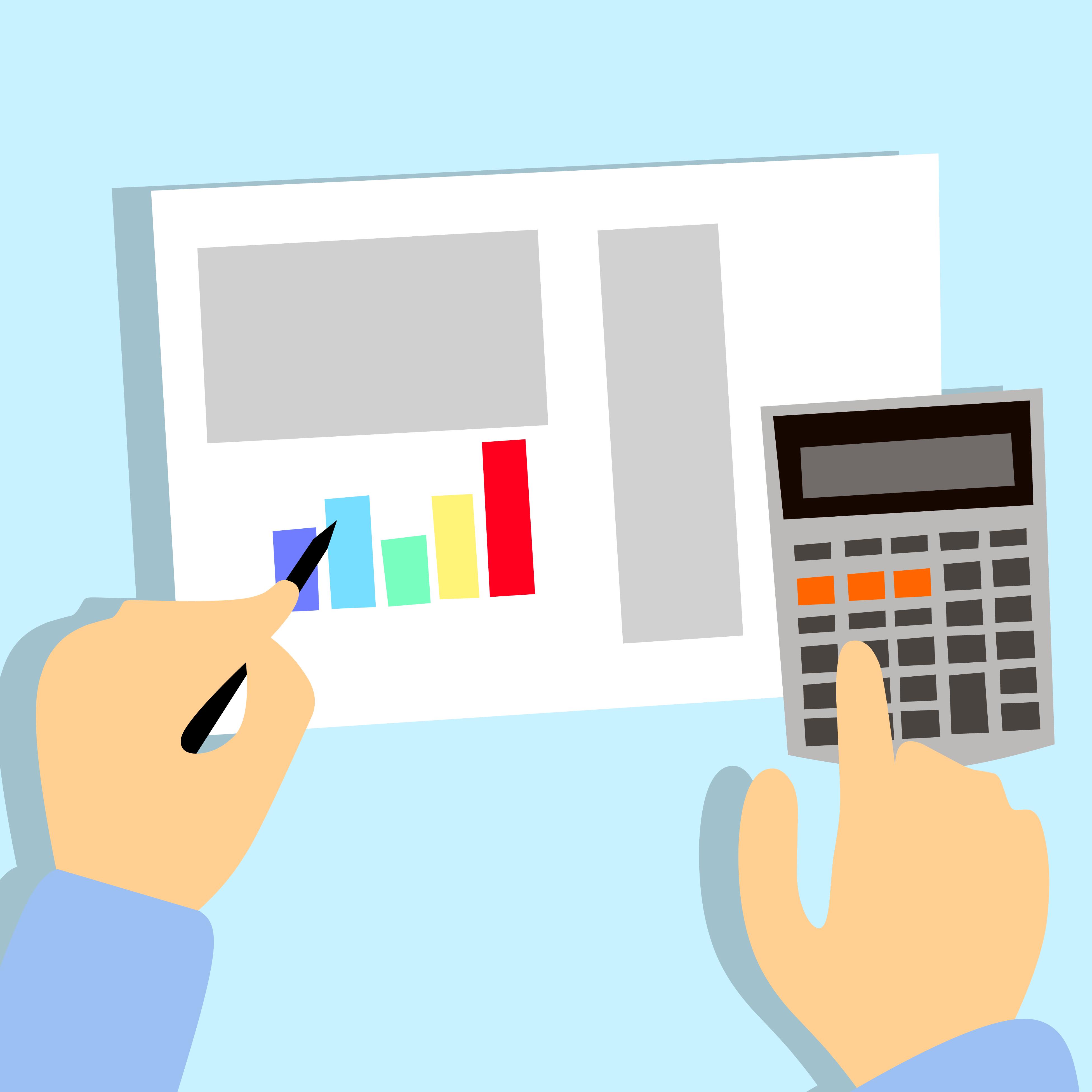 accountancy, analyzing, banking