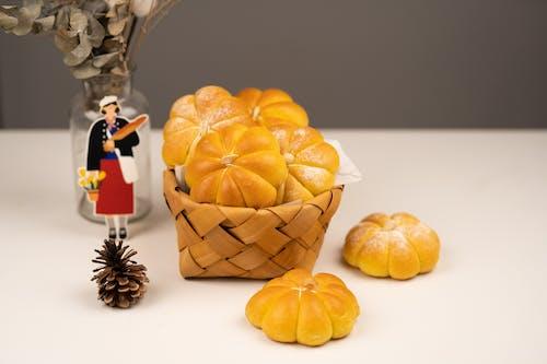 Fotobanka sbezplatnými fotkami na tému čerstvý chlieb, cukrovinky, dekorácia, farba