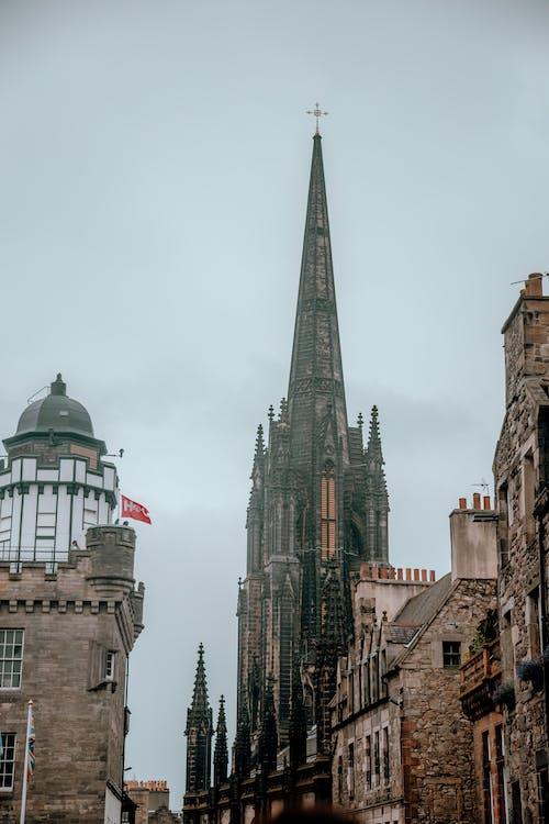 ゴシック, スコットランド, ハイランドトールブースカークの無料の写真素材