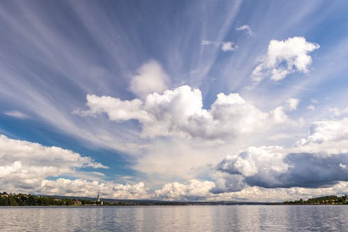 Free stock photo of clouds, landscape, norway