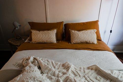 室內, 家具, 床 的 免費圖庫相片