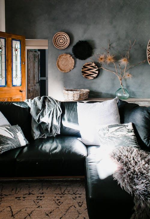 Kostenloses Stock Foto zu couch, gemütlich, haus