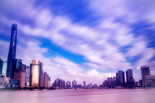 Безкоштовне стокове фото на тему «архітектура, будівлі, вежа, вода»