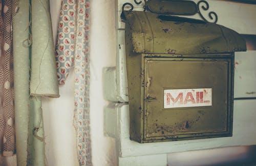 Бесплатное стоковое фото с детали, почтовый ящик, свадьба