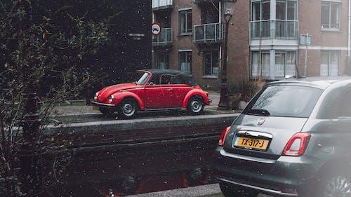 Kostenloses Stock Foto zu amsterdam, ausweichen, auto