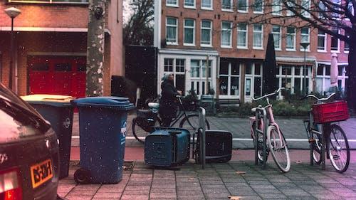 Kostenloses Stock Foto zu abfall, amsterdam, architektur