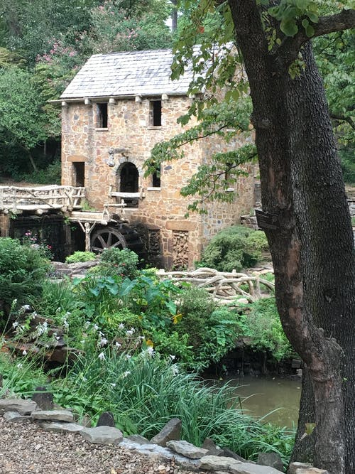 Free stock photo of grist mill, Historic Building, mill, quaint