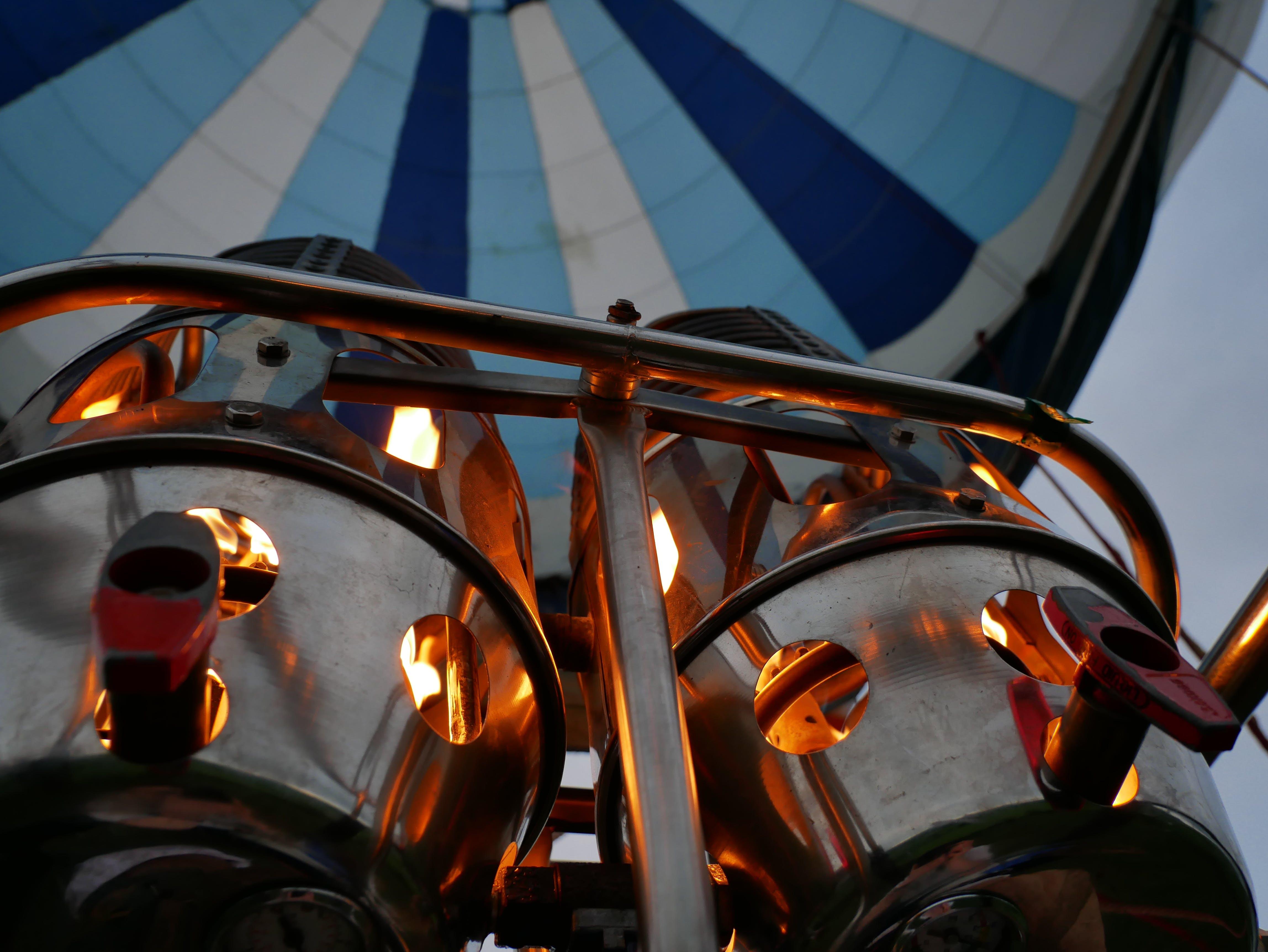 Gratis lagerfoto af ballon, brænder, enkelt fokus, farverig