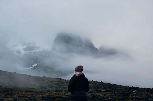 Бесплатное стоковое фото с вид сзади, дымка, Приключение