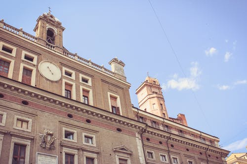 Photos gratuites de architecture, bâtiment, building, ciel bleu