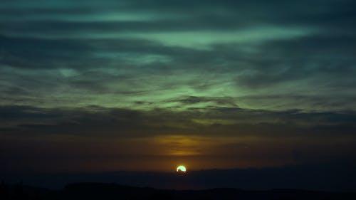 Foto d'estoc gratuïta de capvespre, colorit, paisatge