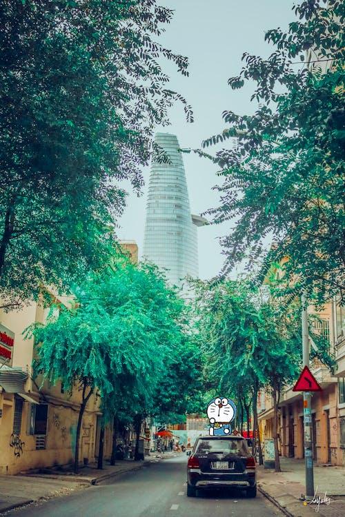 Безкоштовне стокове фото на тему «bitexco, doraemon, hcmcity, ho chi minh city»