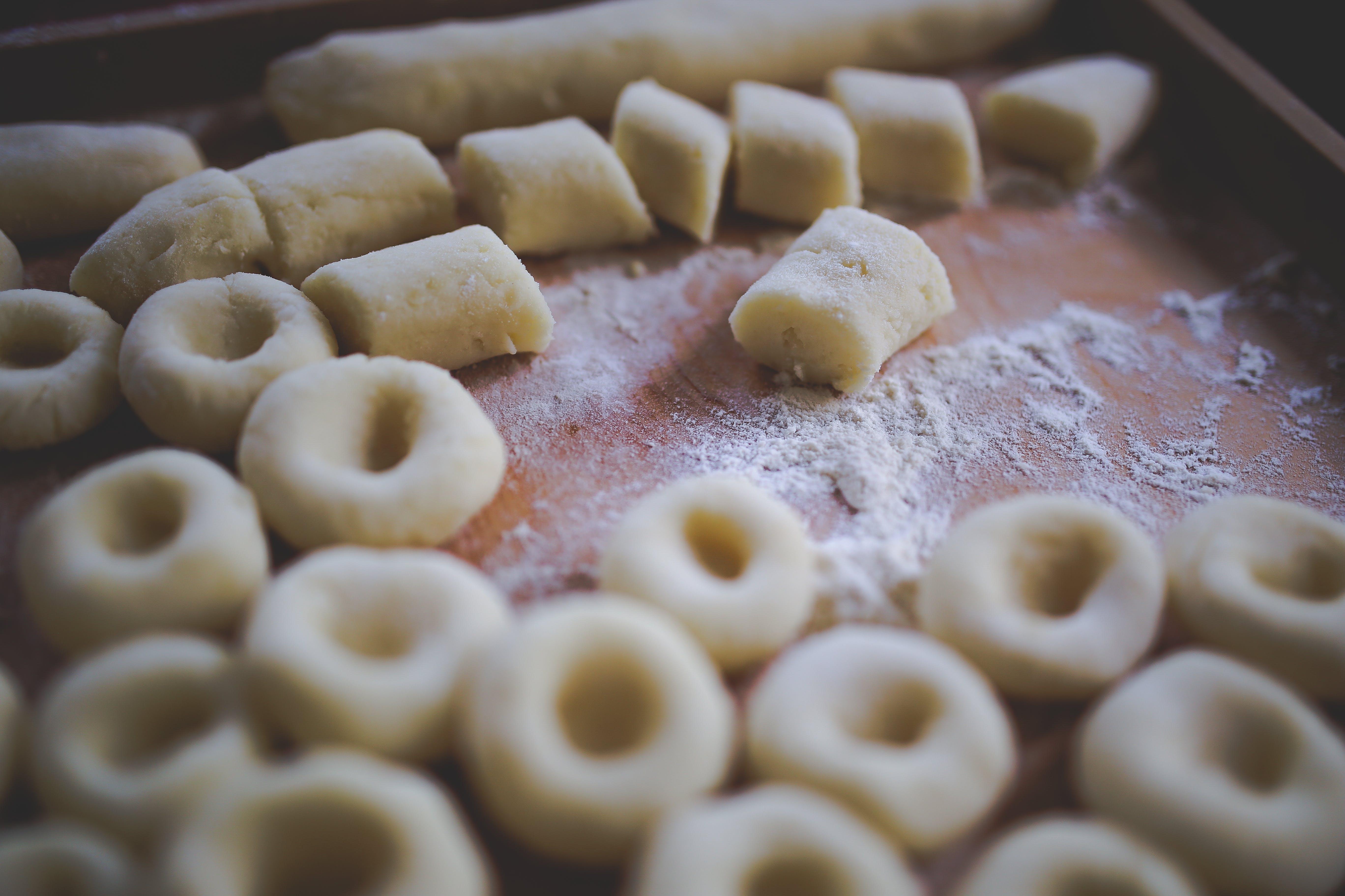 Silesian dumplings