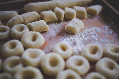 Immagine gratuita di cibo, cucinando, fabbricazione, gnocchi