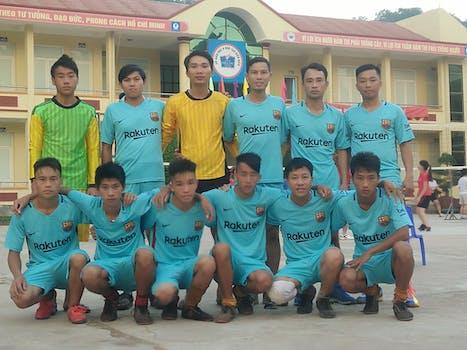 Đội Bóng đá nam trường THPT Chà Cang đã sẵn sàng tham gia Đại hội TDTT của ngành năm 2017.