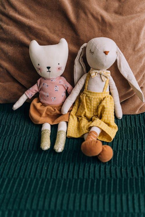Girl in Yellow Dress Doll