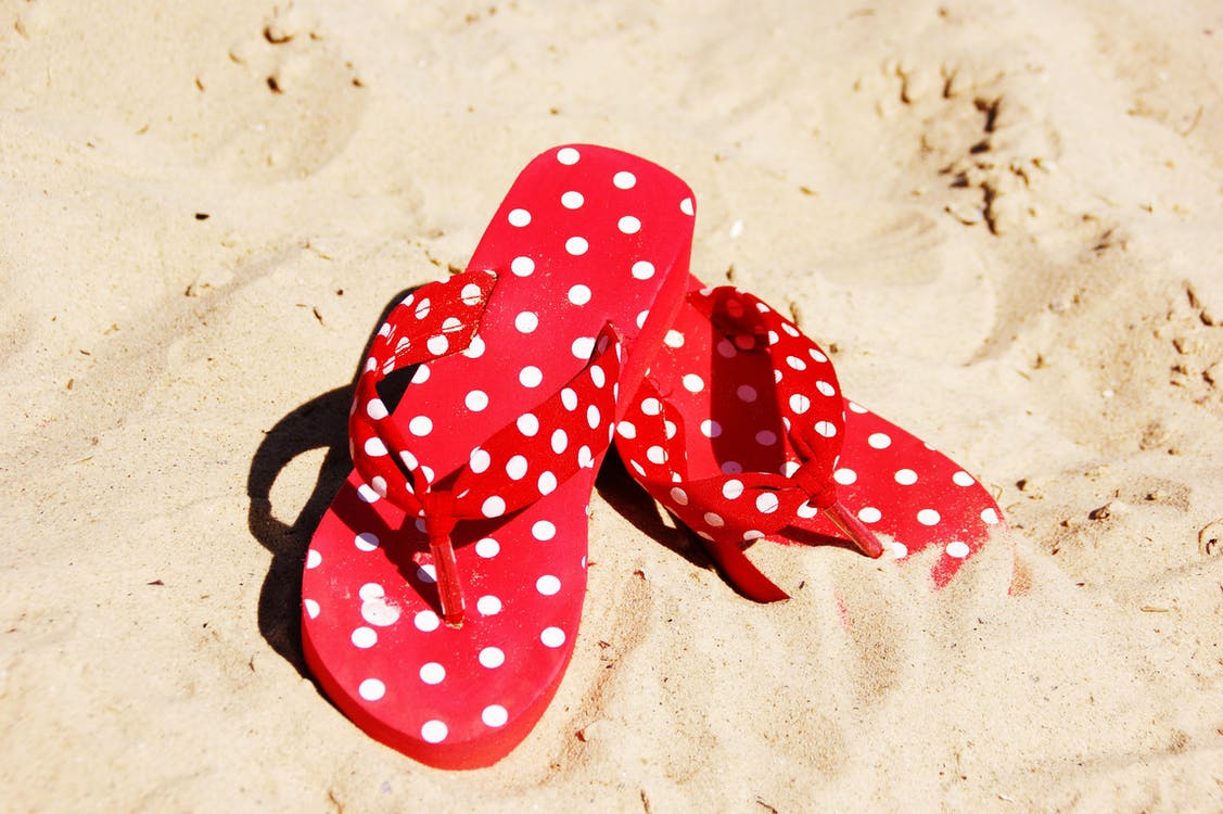 Ingyenes stockfotó homokos strand, kiegészítők, nyár témában