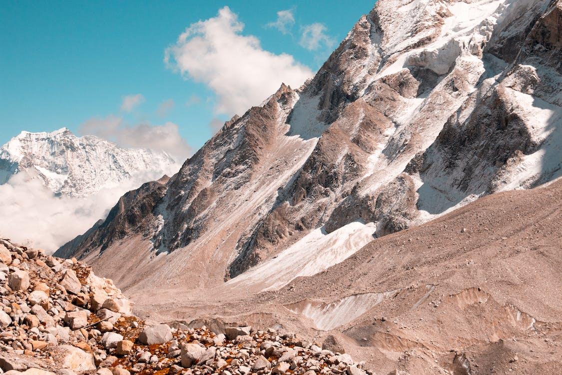 Photograph of a Rocky Mountain