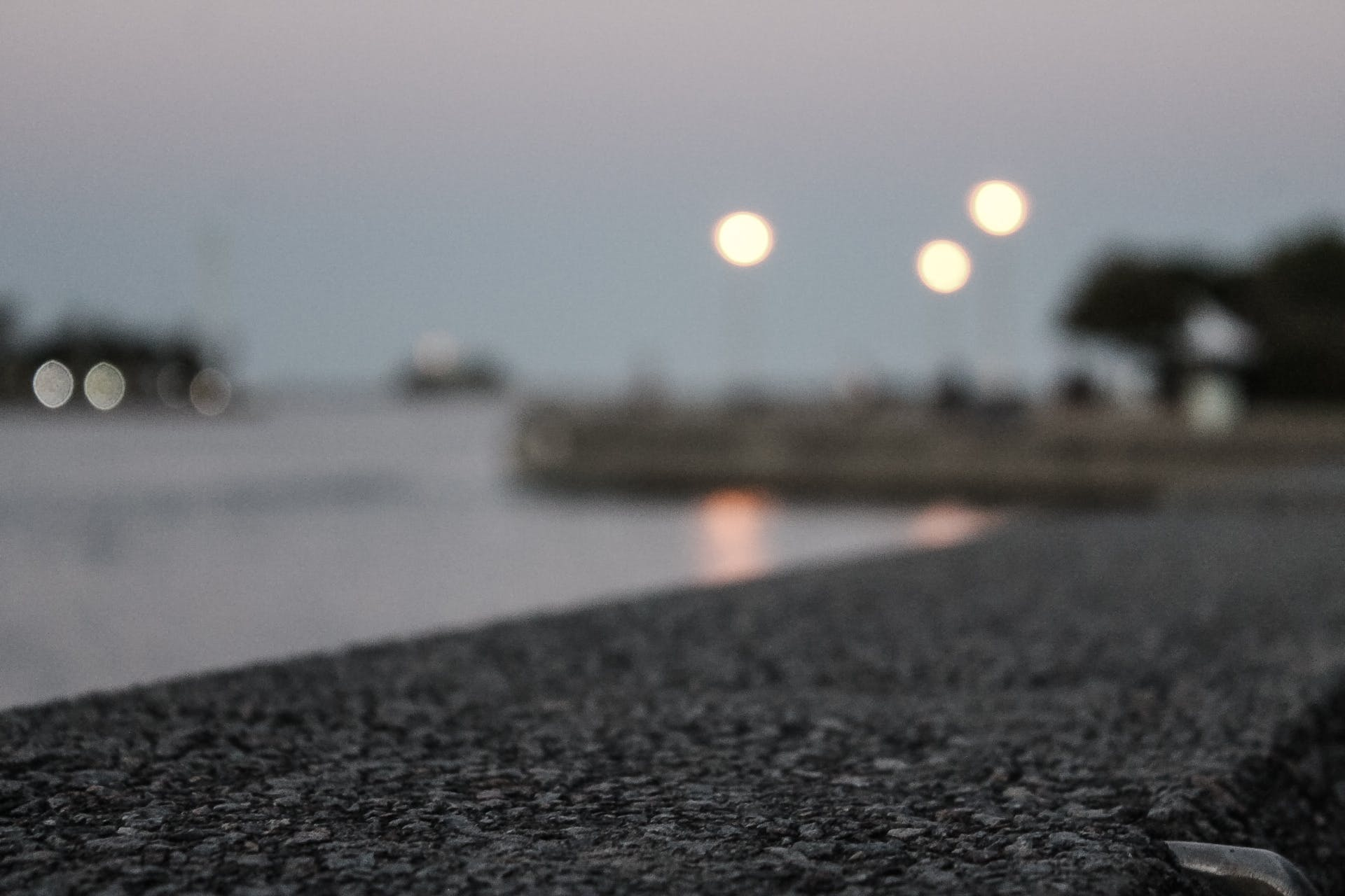 Free stock photo of blur, blurred, blurred background, harbour