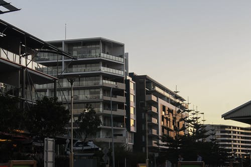 Free stock photo of apartment building, apartment buildings, australia