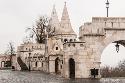 Free stock photo of Budapest, castle