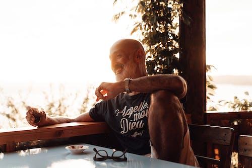 คลังภาพถ่ายฟรี ของ กาแฟ, ของว่าง, ความปิติยินดี