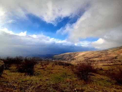 Ảnh lưu trữ miễn phí về mây trời, nền núi, ngã