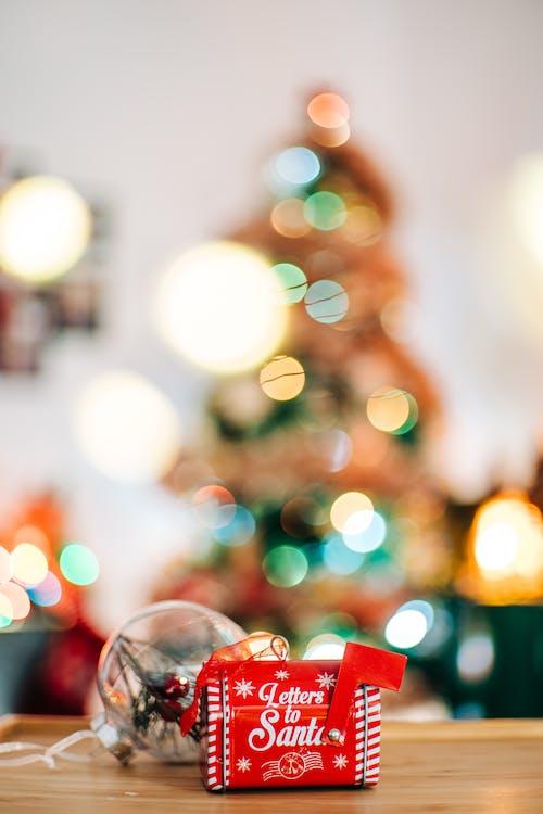 DOF, お祝い, クリスマスの無料の写真素材