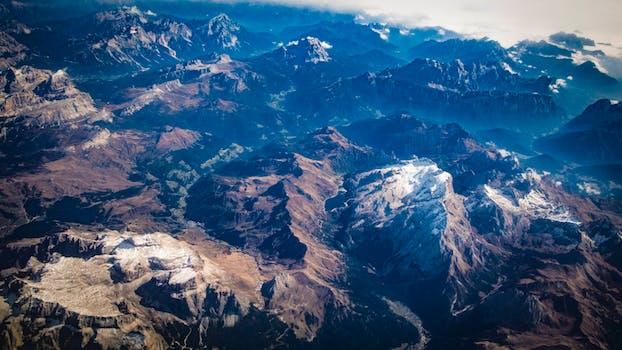 Alps Wallpaper