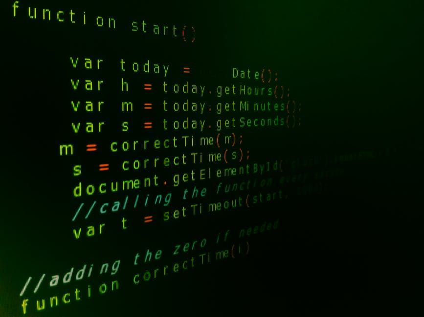 abstract, achievement, bright, script, code, screen, programming