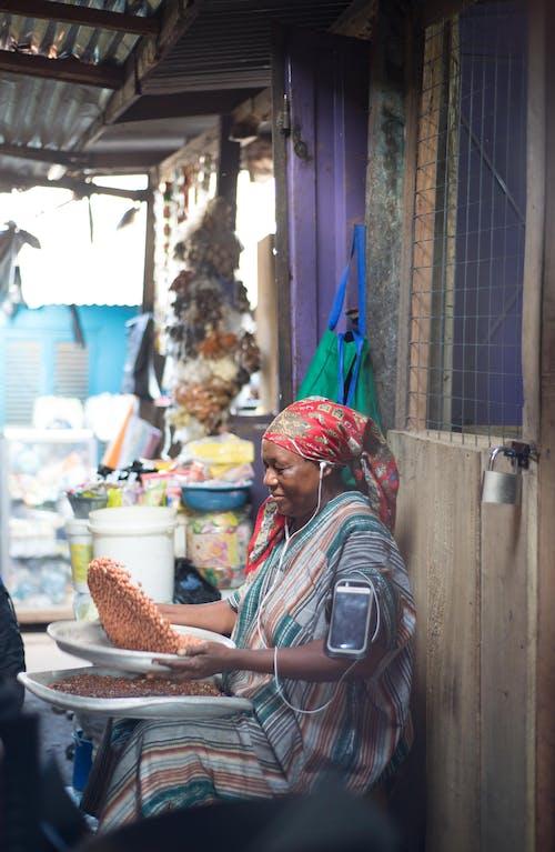 Free stock photo of africa, ghana, groundnut, Kumasi