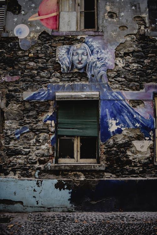 Imagine de stoc gratuită din abandonat, arhitectură, artă