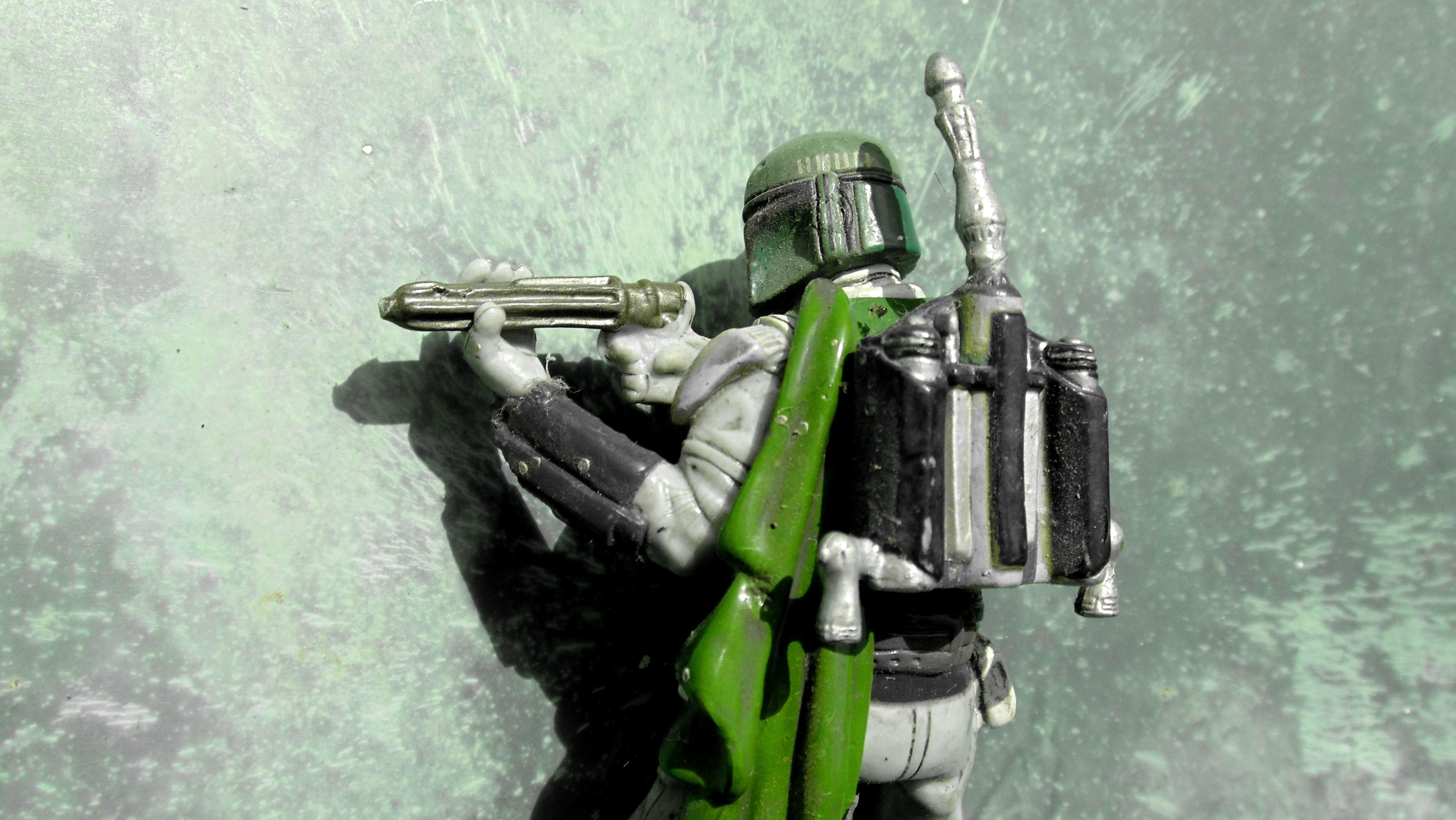 Free stock photo of boba fett, comic, star wars