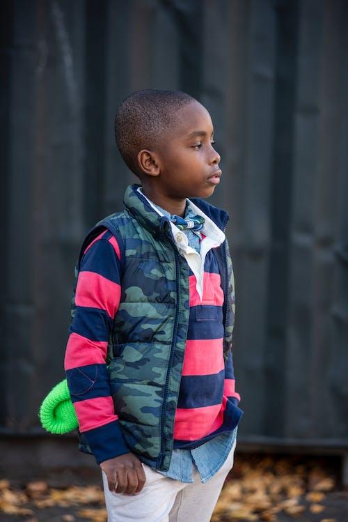 Imagine de stoc gratuită din adorabil, băiat, băiat de culoare