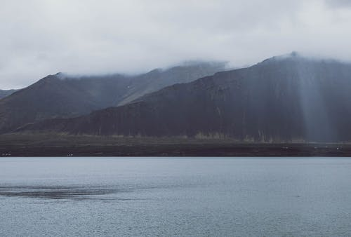 Free stock photo of grey, iceland, landscape, mountain
