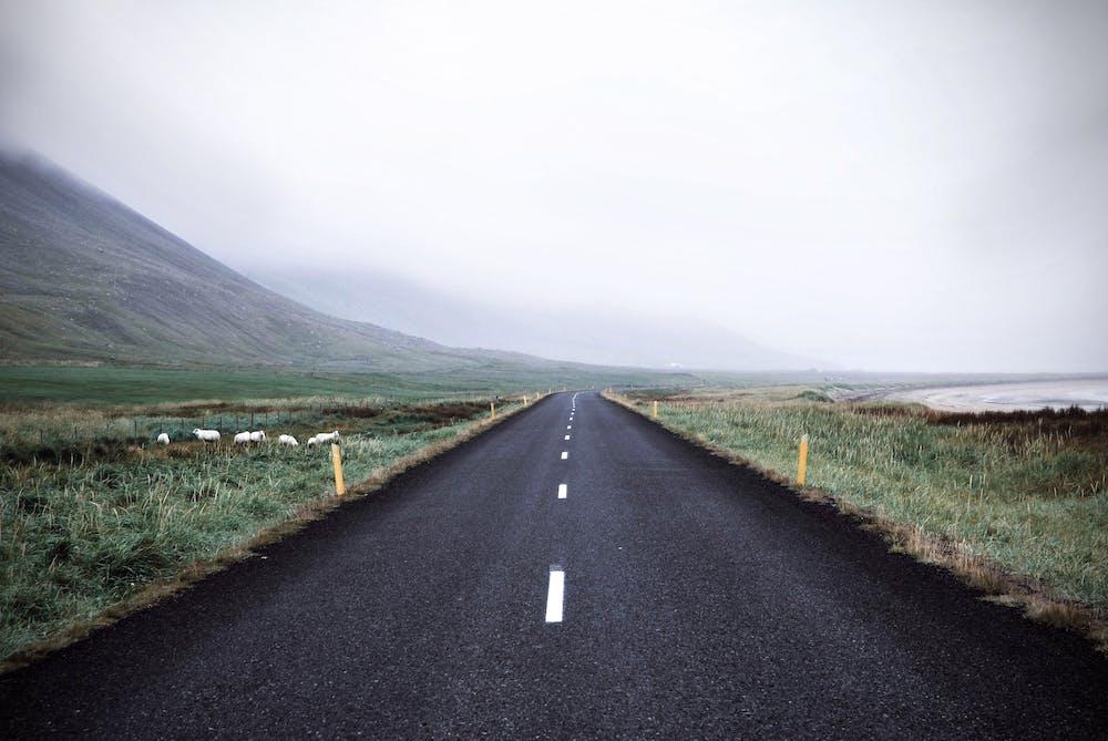 Road @pexels.com