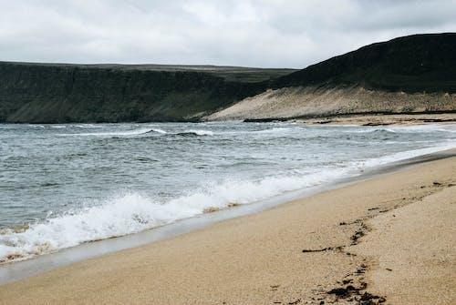 Free stock photo of beach, iceland, landscape, mountain