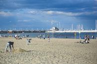 beach, holiday, vacation