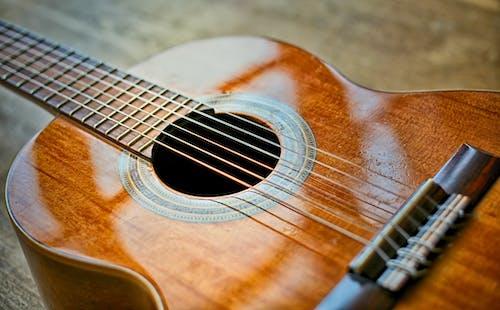 儀器, 原本, 原聲吉他 的 免费素材图片